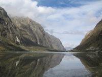 Laguna Llanganuco Orgoncocha