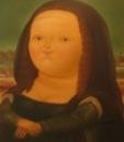 Fernando Botero - Monalisa