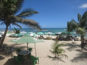 Beach of Juan Dolio
