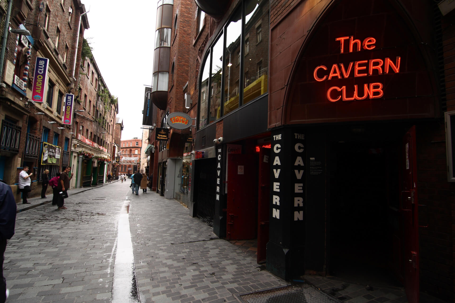 Image result for cavern club