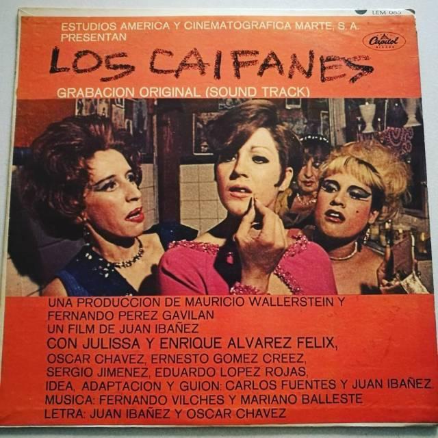 Los Caifanes soundtrack capitol 1967