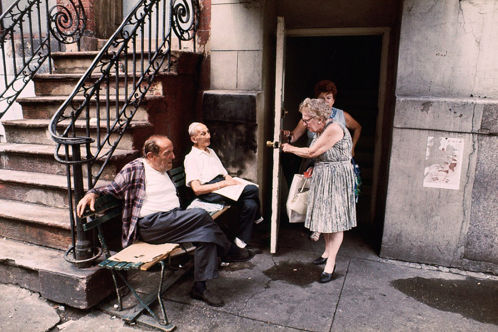 Lower East Side, Manhattan, 1970