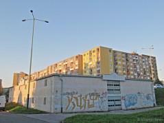 Garážový dom na Sofijskej ulici