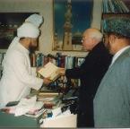 HKM IV 08 Iain Adamson and BA Rafiq