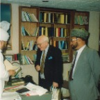 HKM IV 09 Iain Adamson and BA Rafiq