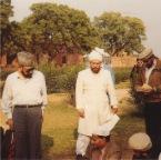 HKM IV 18 in India 1991