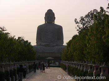 Lord Buddha, Bodh Gaya, India