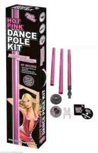 Peekaboo Hot Pink Party Stripper Pole Dance Kit Review