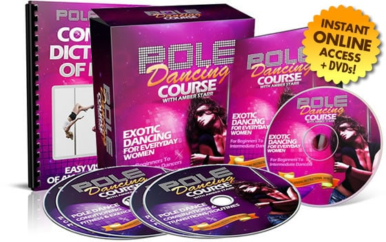 amber star pole dance course review