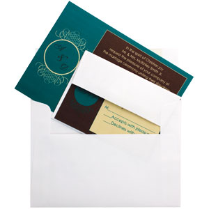How To Address Wedding Invitations Without Inner Envelope for best invitation layout