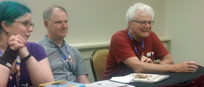 RuneQuest Panel at GenCon 50