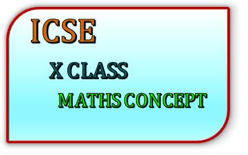 ICSE MATHS CONCEPT FEATURE IMAGE