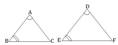 ICSE X Maths Similarity of Triangles 4
