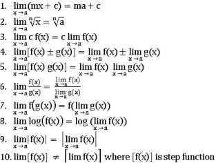 TS inter Limits and continuity 5