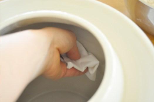 Homemade miso recipe from www.basicsofhappy.com