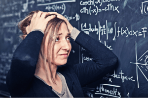 Don't let real estate math make you feel like this!