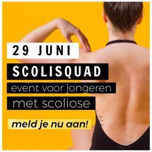 scolisquad voor jongeren met scoliose