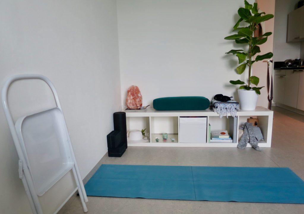 Yoga ruimte Manduka