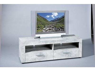 meuble tv beton