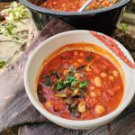 Vegan chipotle bean soup recipe
