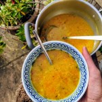 high protein lentil soup recipe