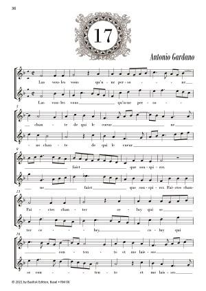 Gardano Band 1 - Beispielseite
