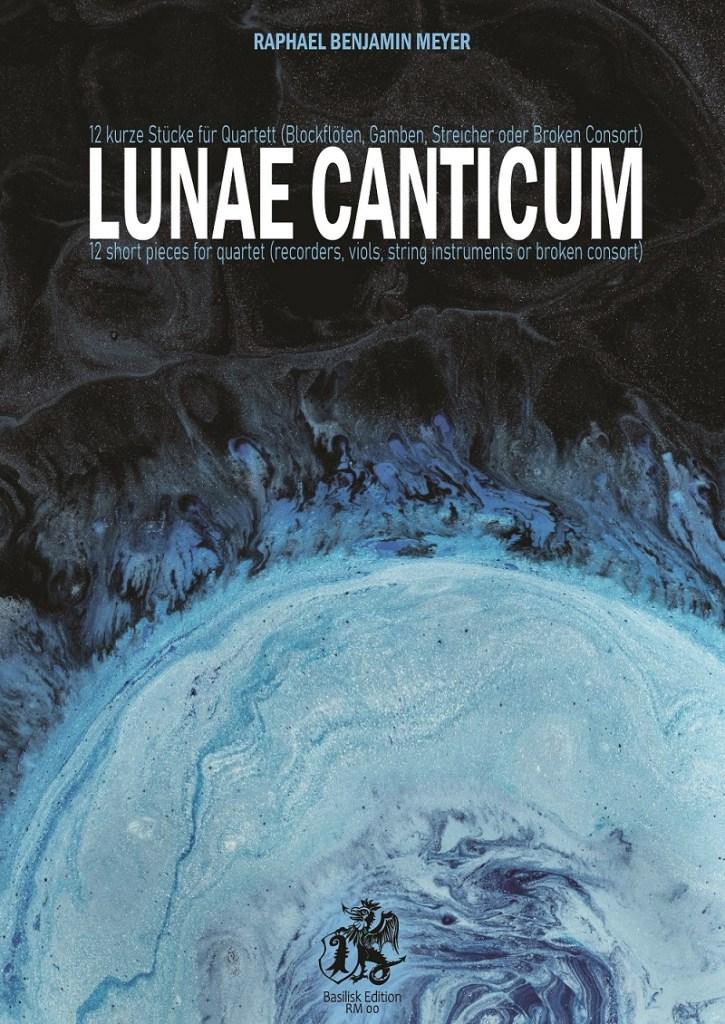 Lunae Canticum Heftcover