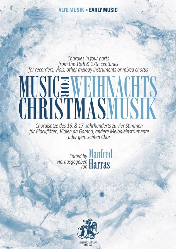 Weihnachtsmusik Heftcover