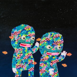 BAS Illustration gallery Dark Night Sky 2