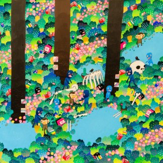 BAS Illustration gallery Forest 2