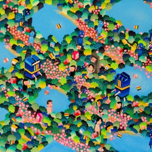BAS Illustration gallery Forest 4