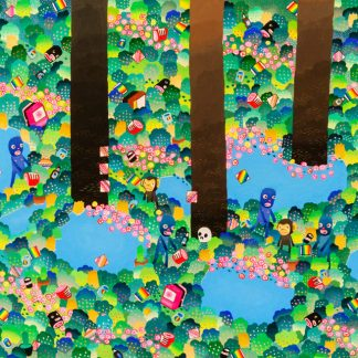 BAS Illustration gallery Forest 7