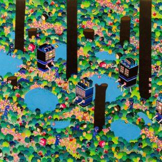BAS Illustration gallery Forest Big Guy 2