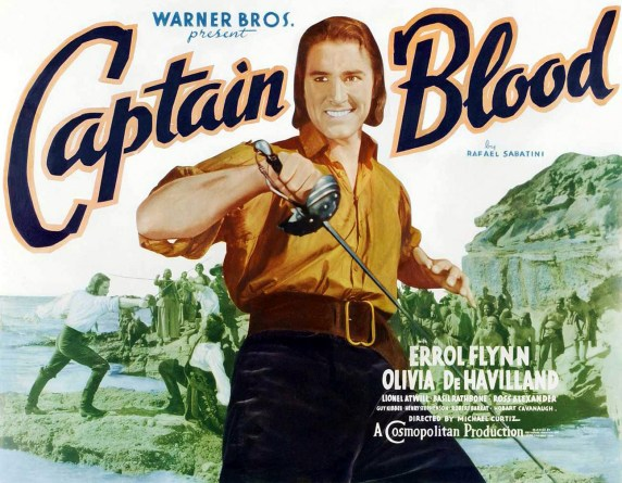 Image result for captain blood