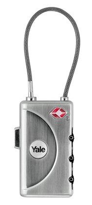 Yale Kablolu Şifreli Asma Kilit