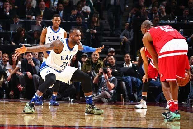 LeBron James Se Vuelve Loco Por Defender A Kobe Bryant