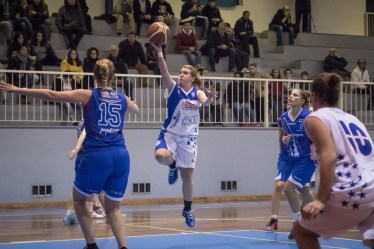 Foto Cristiano Repetti 19/11/2016 Calendasco (PC) Italia Sport pallacanestro femminile Container Calendasco - Magik Rosa Parma Serie B Emilia Romagna 2016/2017 Palazzetto dello sport Calendasco (PC) Nella foto: Photo Cristiano Repetti 19/11/2016 Calendasco (PC) Italy Sport women basketball Container Calendasco - Magik Rosa Parma Championship B Emilia Romagna 2016/2017 Sport Arena Calendasco (PC) In picture: