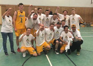 Bees feiern Oberliga-Meisterschaft