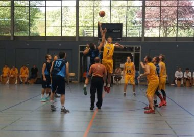 Bees beim Hoppers Cup 2018