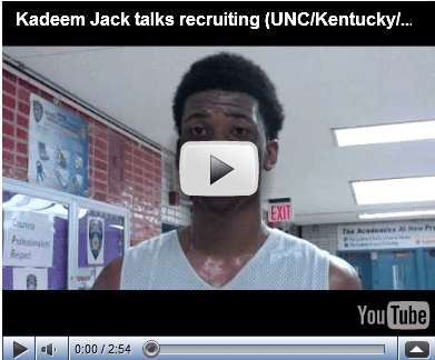 Kadeem Jack Video