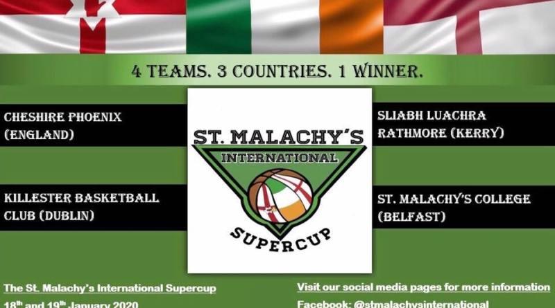 St Malachys International Supercup