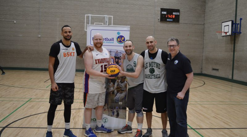 Showtime Fakers win BNI 3×3 Event