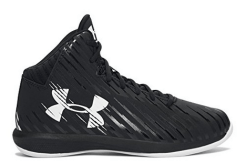 Under ArmourKids' Grade School UA Jet Basketball Shoes