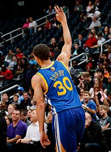Steph Curry Shooting Form - 5 Hacks That Make Him a Deadly ...