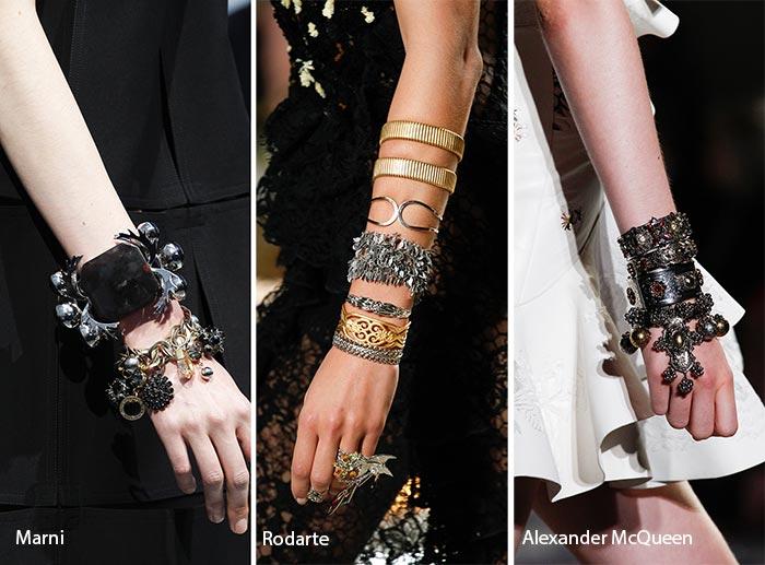 big bracelets jewelry trend