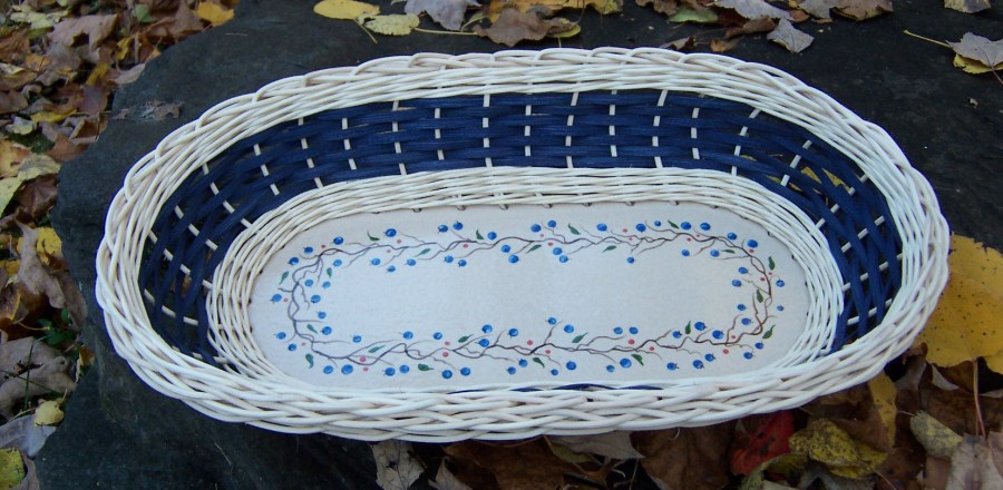 Blueberry Bread Basket