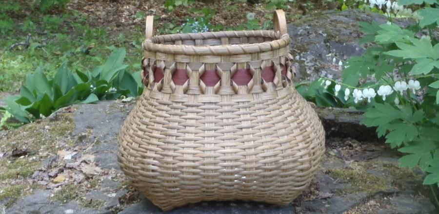 Fancy Cat Basket