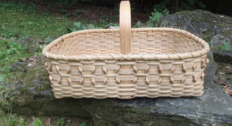 Indian Gardening Basket