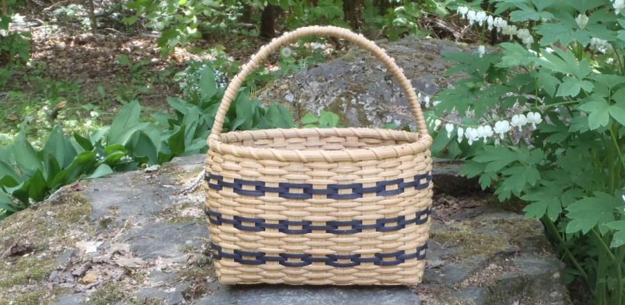 Krista's Oval Basket