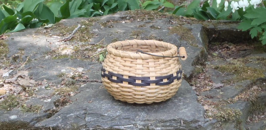 Mini Bean Pot Basket